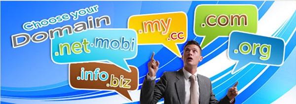 Chia sẻ đơn vị cung cấp tên miền giá rẻ cho các Webmaster