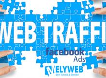 Quảng cáo Facebook tăng lượng truy cập đến website
