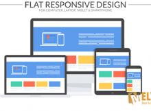 Thiết kế website theo mẫu